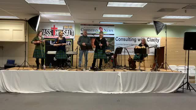 WCN Ministry Expo & Conference, Segment 6, Featuring The MPK Band