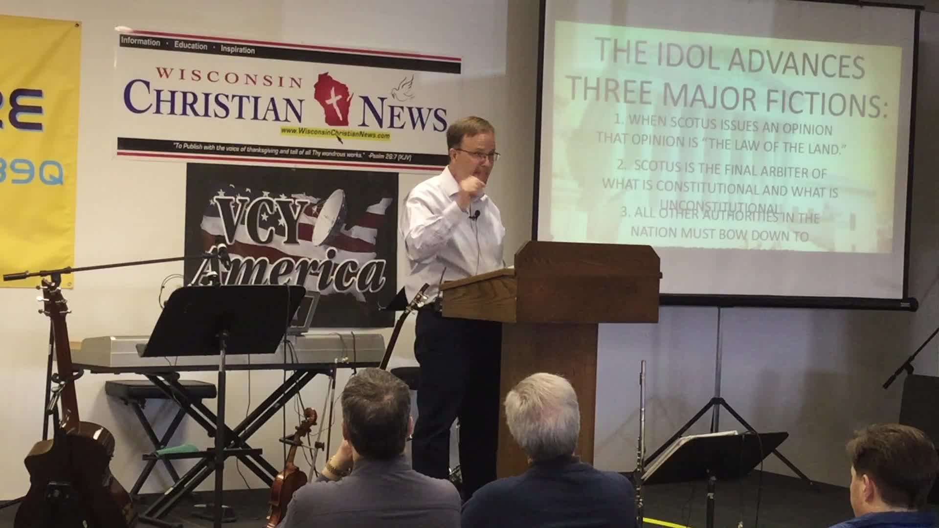 Pastor Matthew Trewhella's Seminar at the 2017 Ministry Expo and Conference