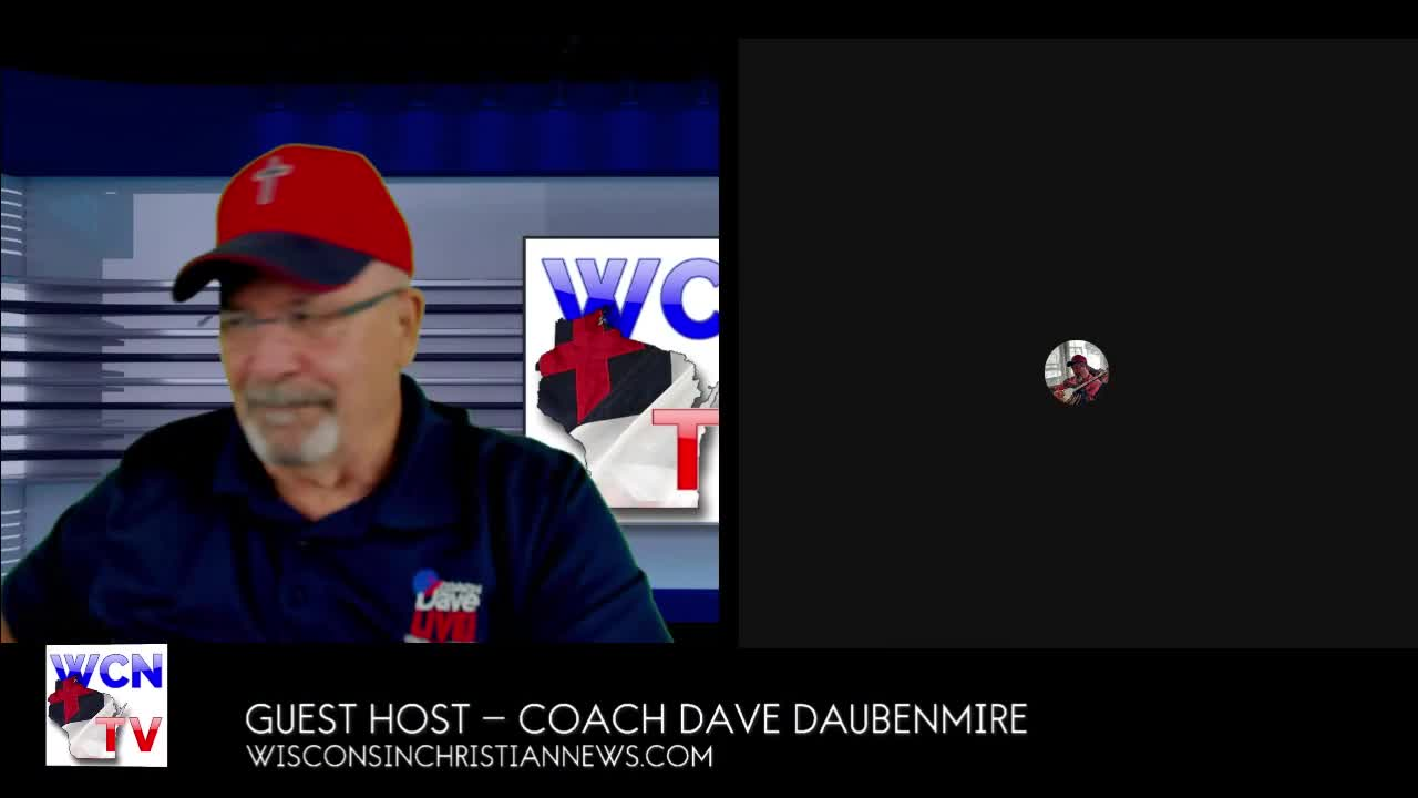 WCN TV with Guest Host Coach Dave Daubenmire and Guest Mark Trump | 12.19.2019