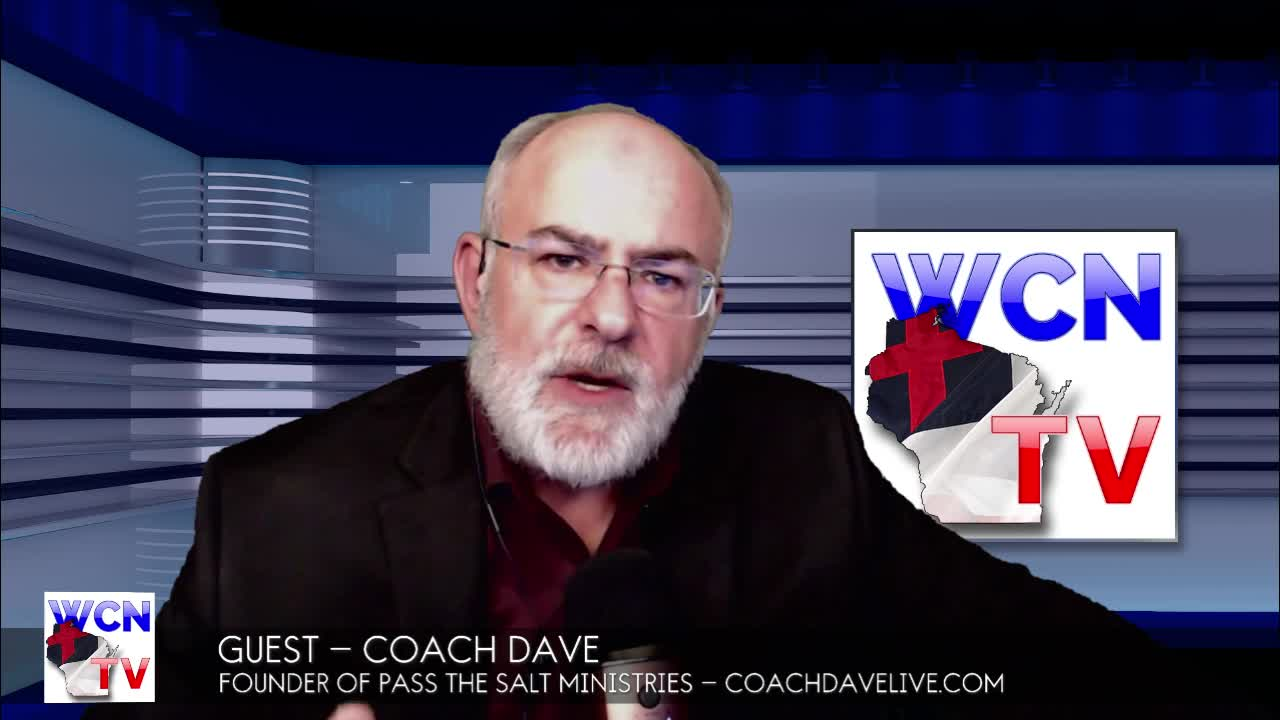 WCNTV with Guest Coach Dave Daubenmire | 2.13.2020