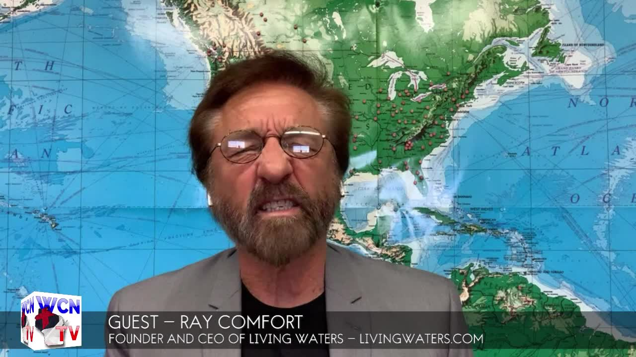 WCNTV with Guest Ray Comfort | 3.11.2020