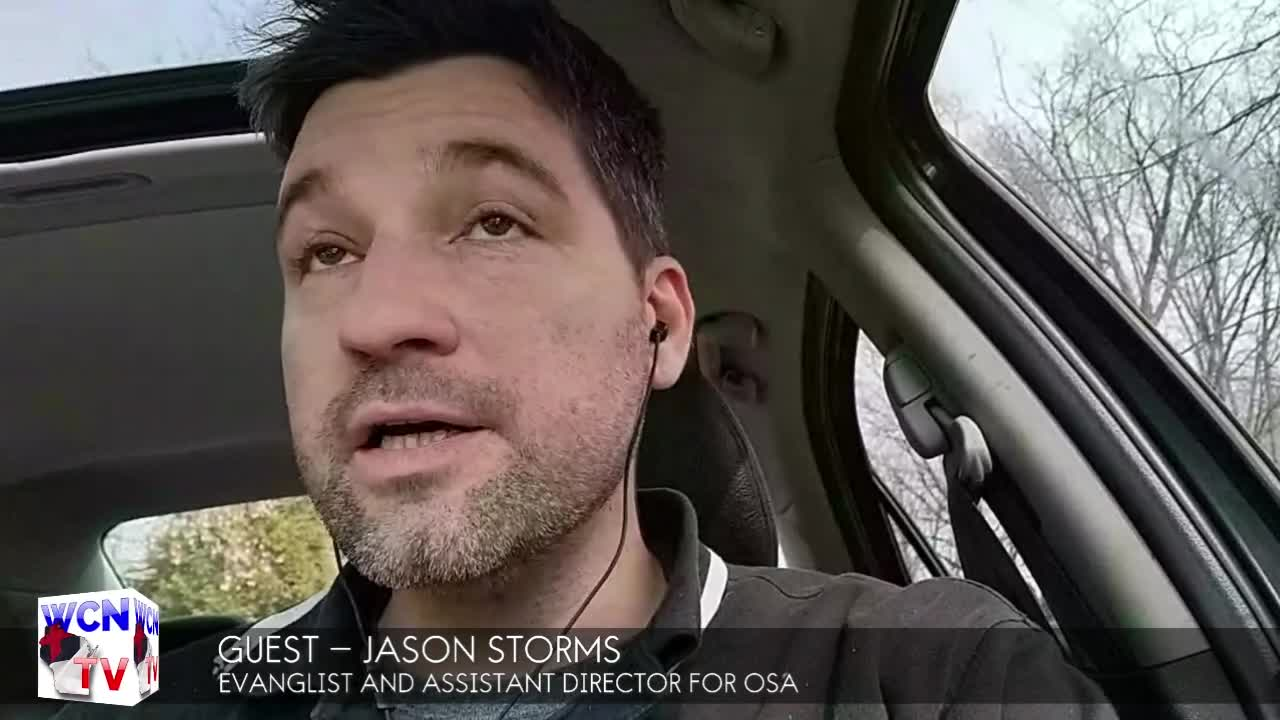 WCNTV with Guest Jason Storms | 3.25.2020