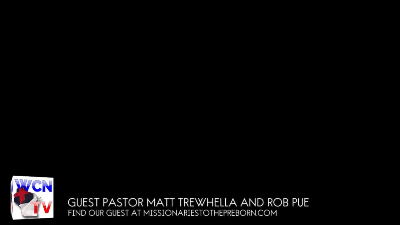 WCNTV LIVE with Guest Matt Trewhella | 6.10.2020