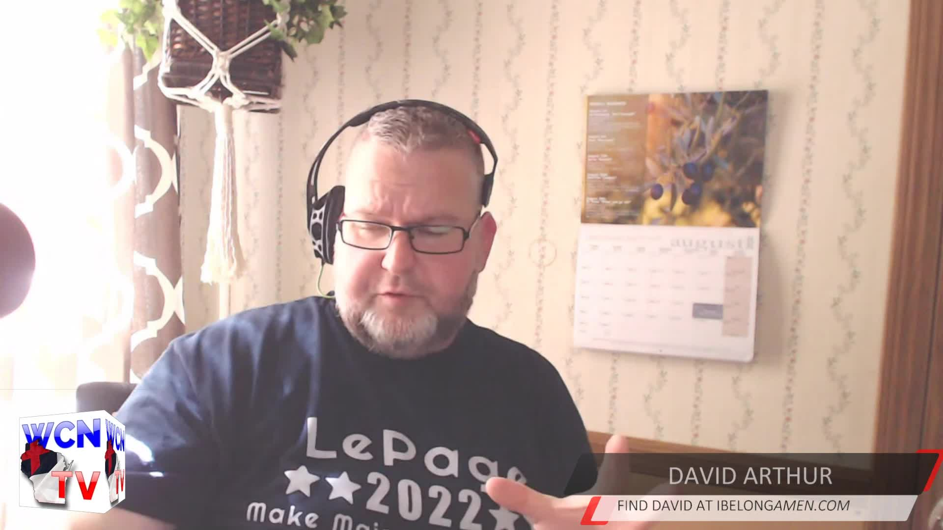 WCN-TV August 5, 2020 with Rob Pue and David Arthur
