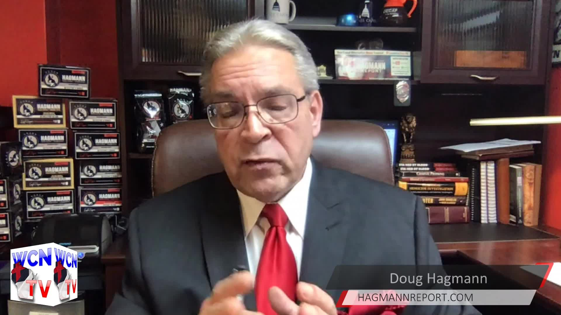 WCN-TV - November 4, 2020 - Rob Pue with Guest Doug Hagmann