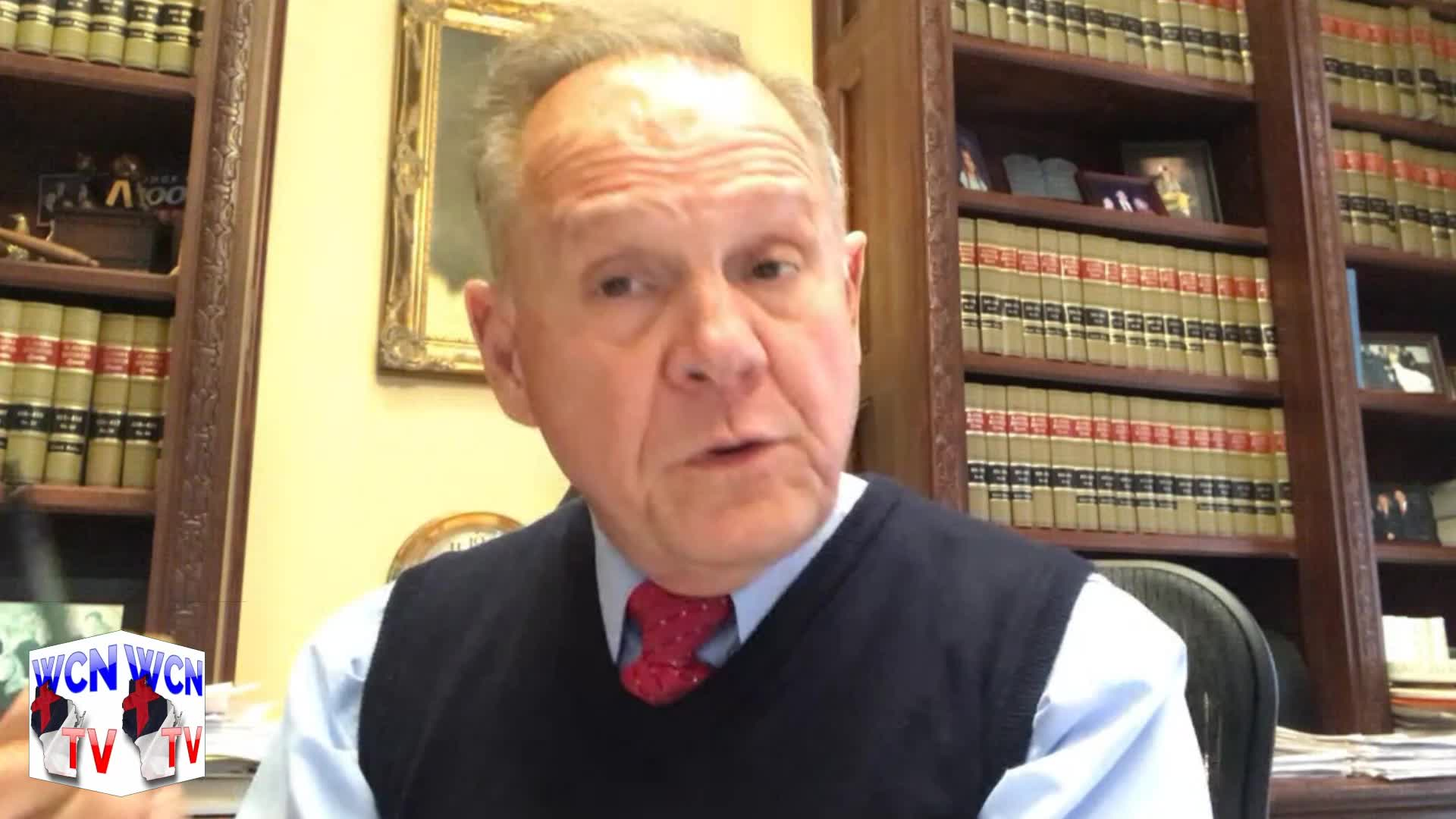 WCNTV with Guest Judge Roy Moore | 12-16-2020