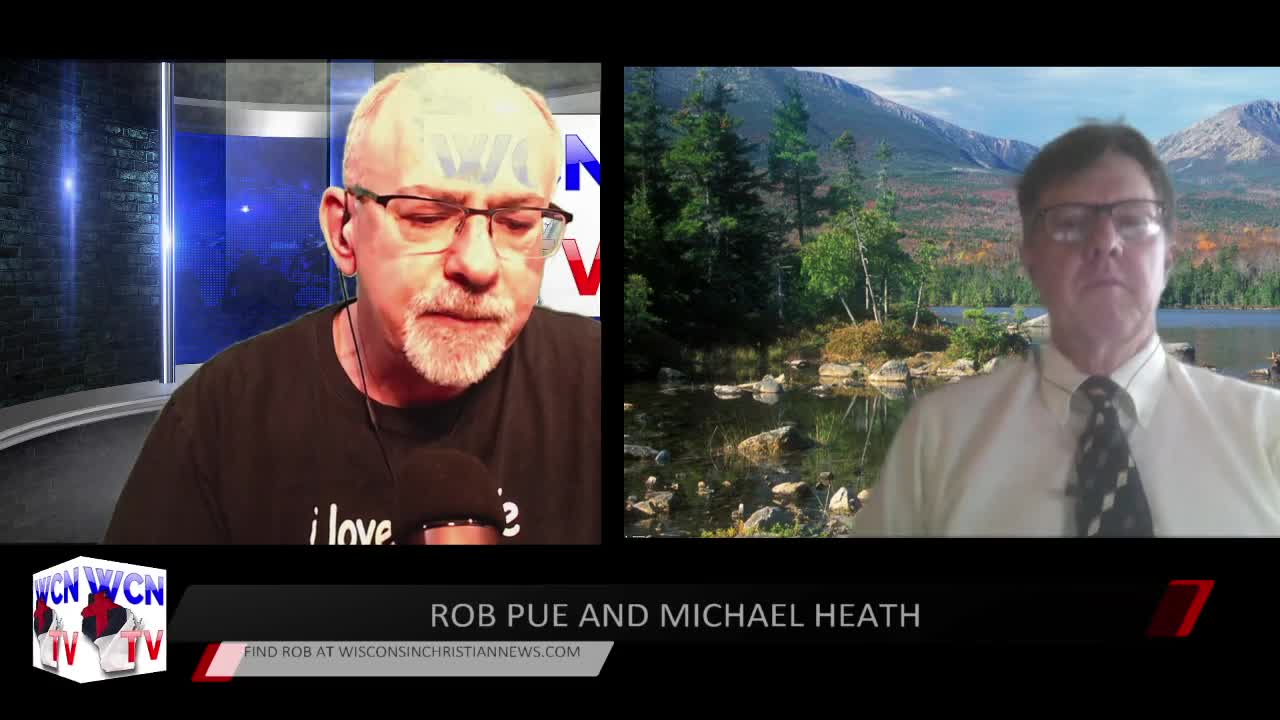 WCN-TV | 2-10-2021 | Rob Pue and Michael Heath