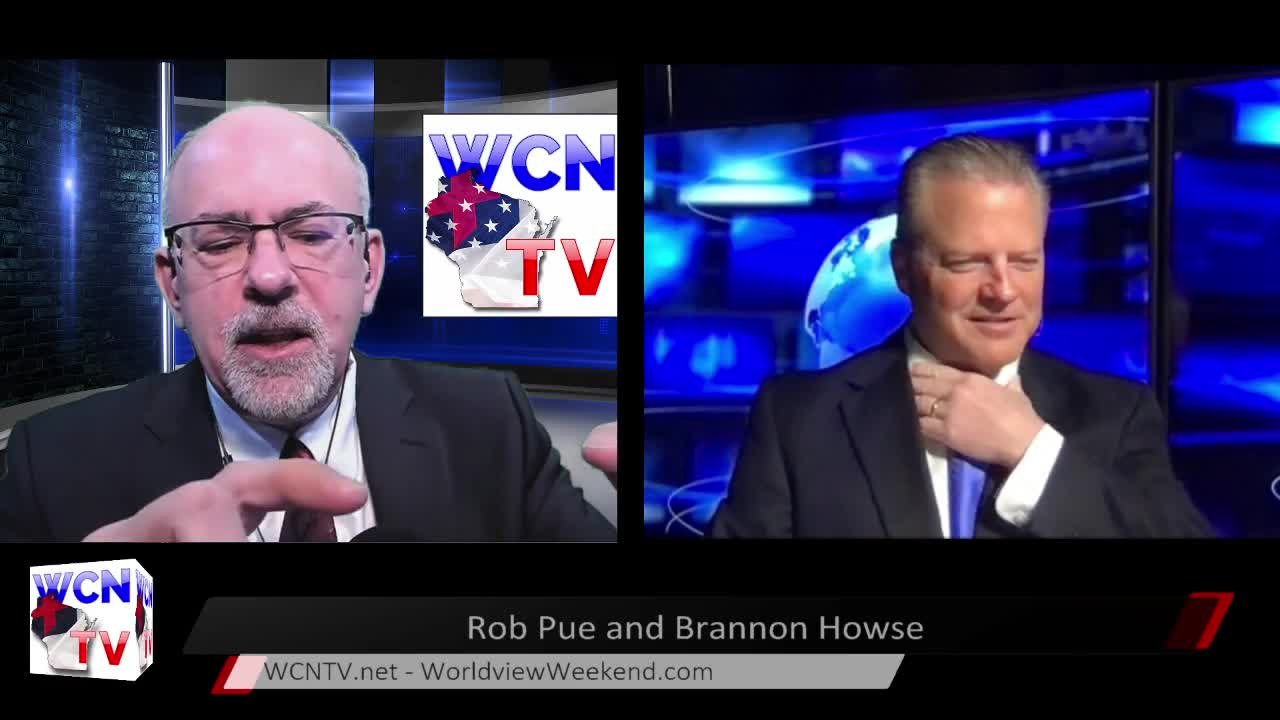 WCN-TV LIVE   2-17-2021   Rob Pue and Brannon Howse