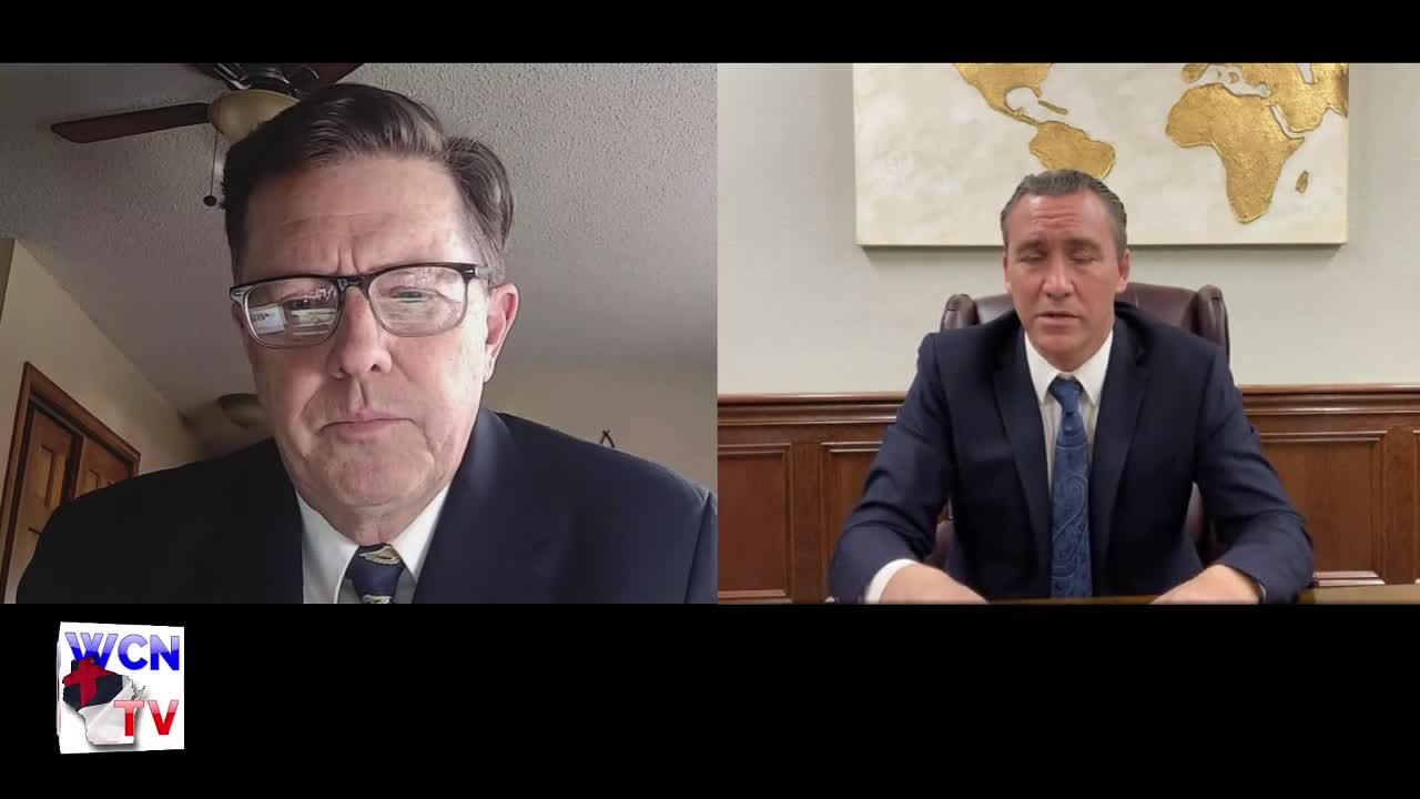 WCN-TV LIVE | February 24th, 2021 | Michael Heath and Tony Spell