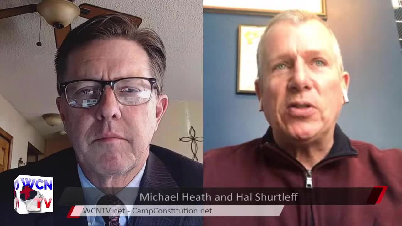 WCN-TV | March 3rd, 2021 | Michael Heath and Hal Shurtleff