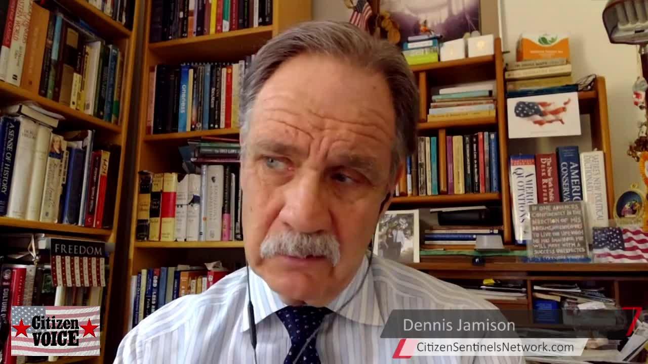 Citizen Voice with Dennis Jamison | Episode 4