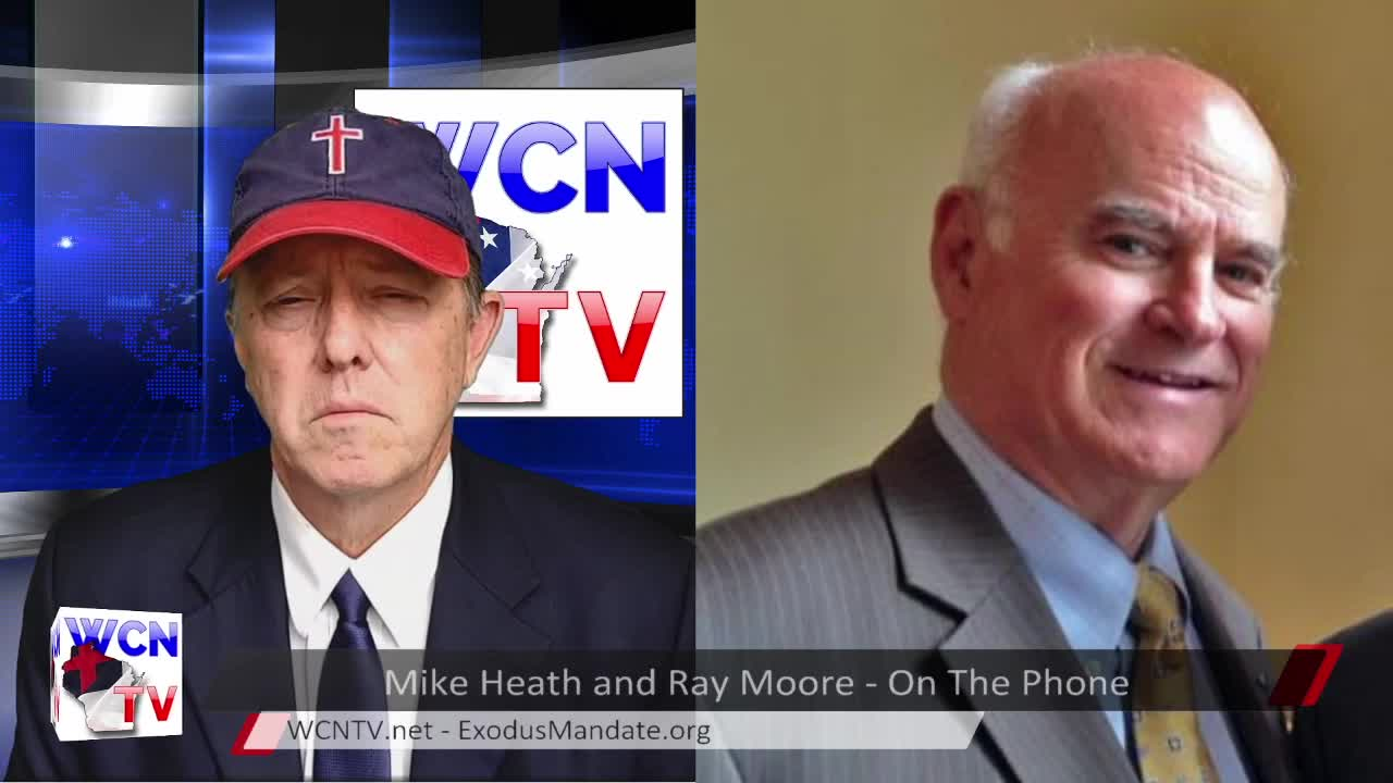 WCN-TV | April 7th, 2021 | Michael Heath and Ray Moore