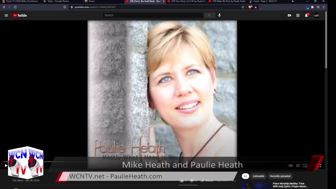 WCN-TV | April 14th, 2021 | Michael Heath and Paulie Heath