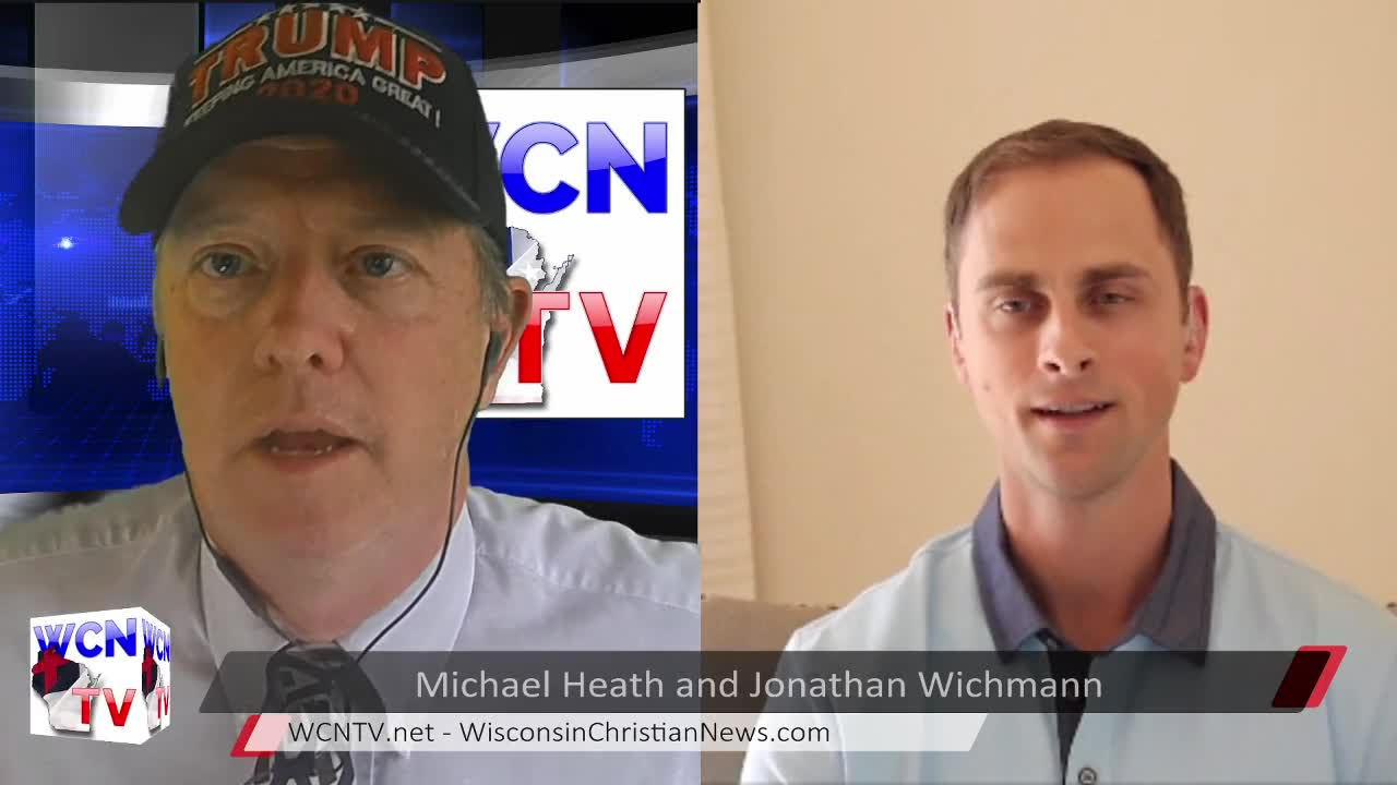 WCN-TV | May 5th, 2021 | Michael Heath and Jonathan Wichmann