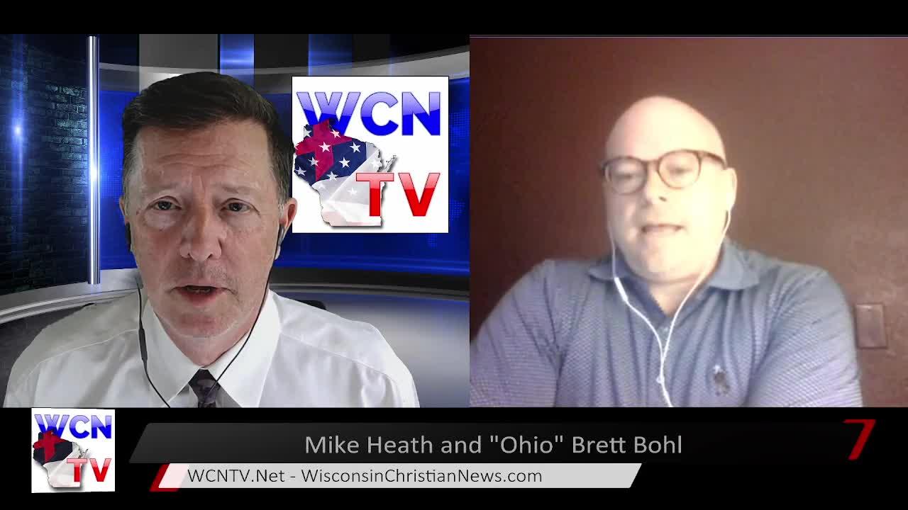 WCN-TV | June 16th, 2021 | Michael Heath and Ohio Brett Bohl