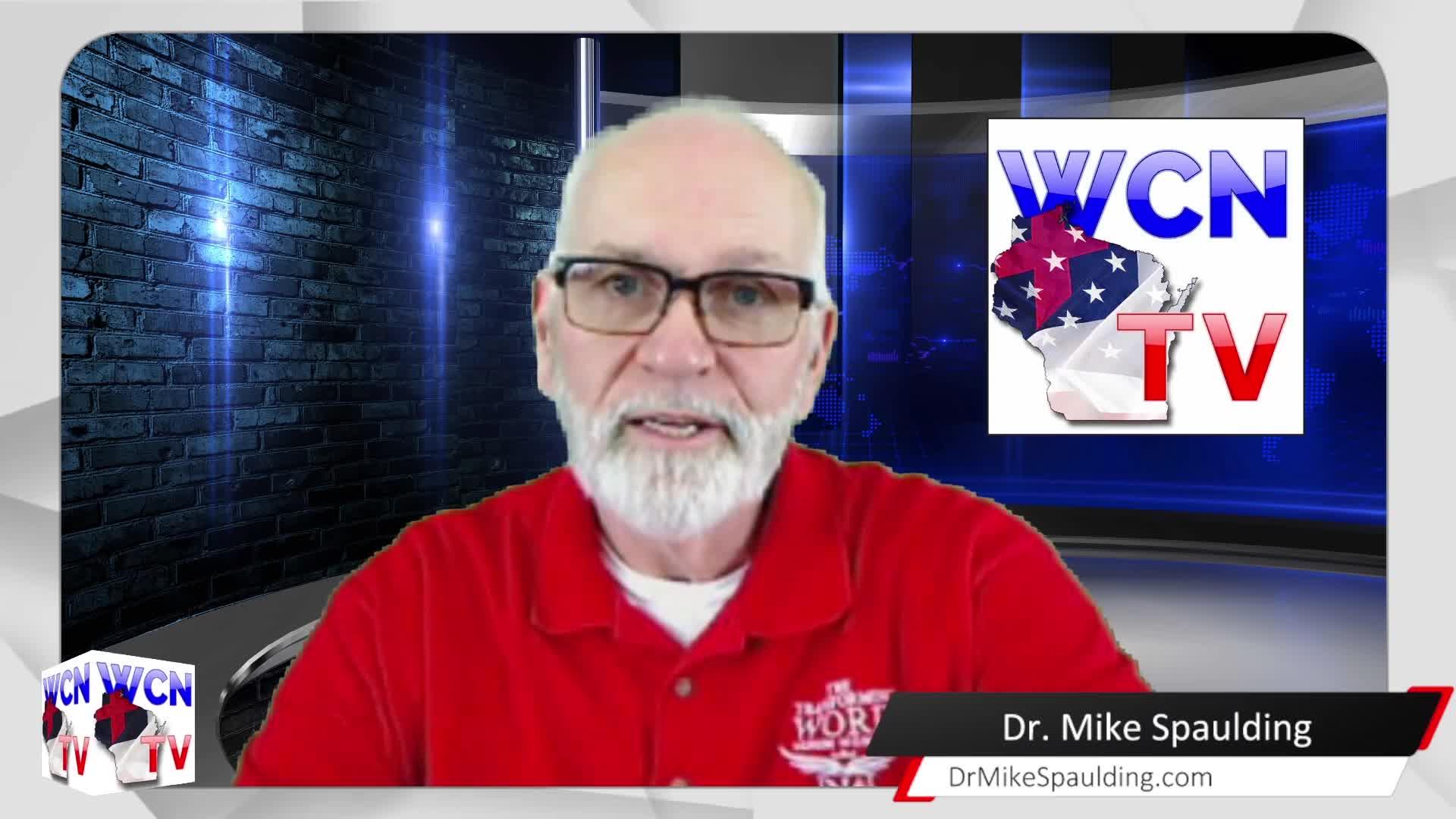 WCN-TV | September 8th, 2021 | Dr. Mike Spaulding