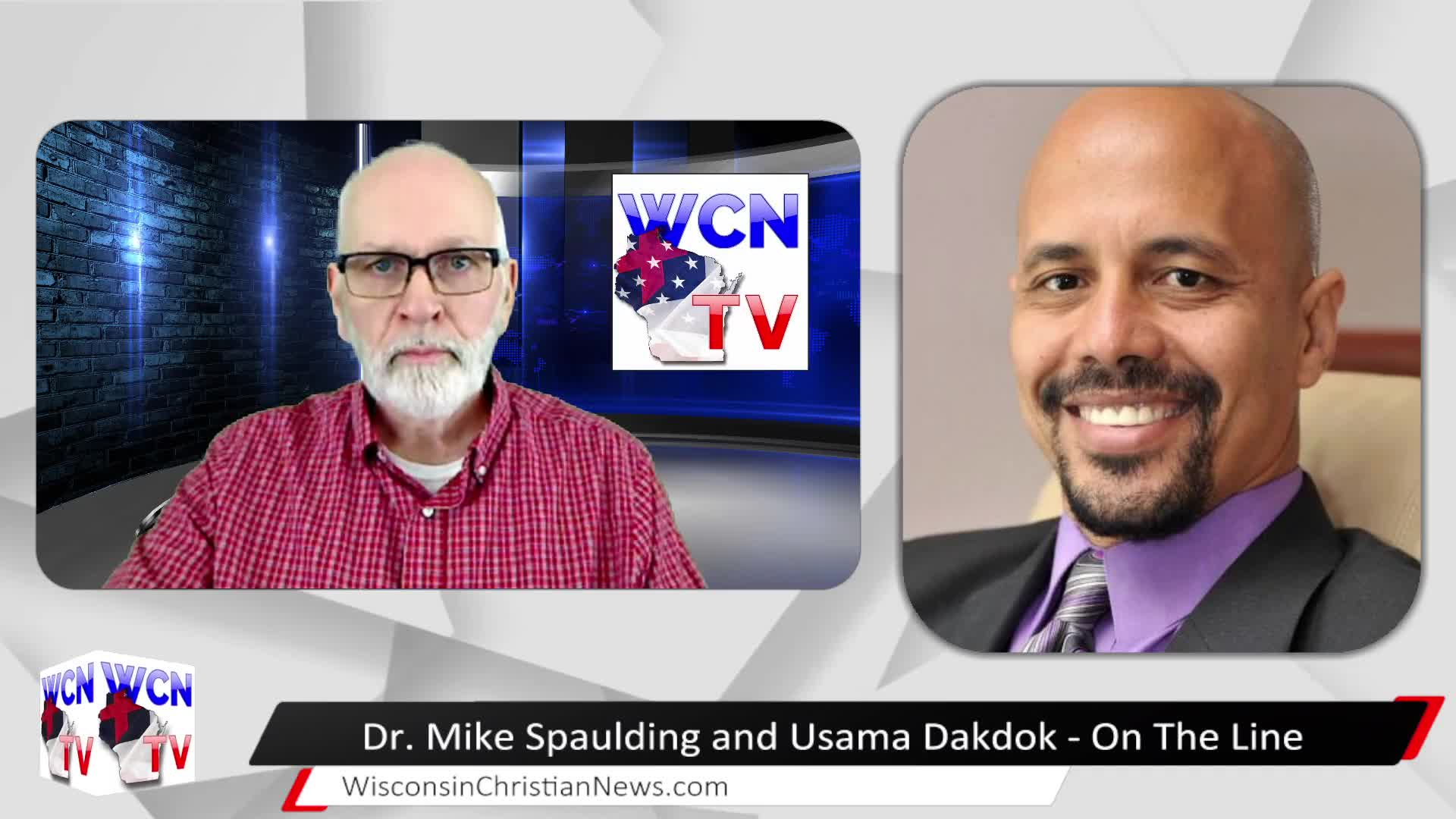 WCN-TV | September 15th, 2021 | Dr. Mike Spaulding and Usama DakDok