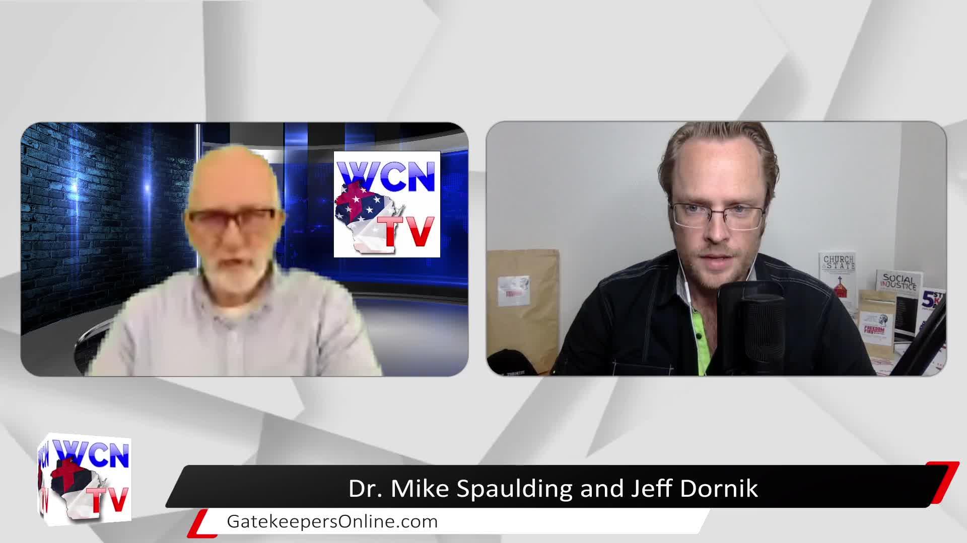 WCN-TV | September 22nd, 2021 | Dr. Mike Spaulding and Jeff Dornik